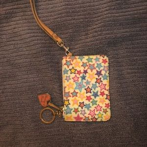 Rooney and Bourke Star Wristlet